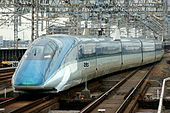 Shinkansen E954(fastech360S) arrow-line.jpg