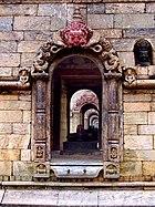 Shiva temple in Pashupatinath