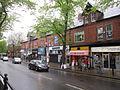 Shops on Crofts Bank Road, Urmston.JPG