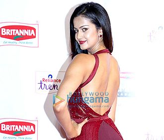 Shubra Aiyappa - Shubra Ayyappa at the 62nd Filmfare Awards South in 2015.