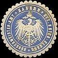 Siegelmarke Bürgermeister-Amt Zabern - Bezirk Unter-Elsass W0310671.jpg