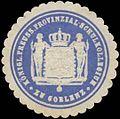 Siegelmarke Königl. Preuss. Provinzial-Schulkollegium zu Coblenz W0333309.jpg