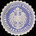 Siegelmarke K. Marine Kommando S.M.S. Victoria Louise W0370794.jpg
