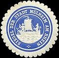 Siegelmarke Siegel der Stadt Mülheim am Rhein W0211926.jpg