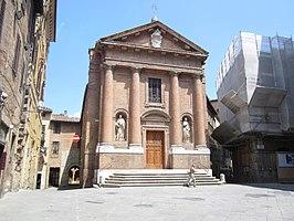 San Cristoforo, Siena