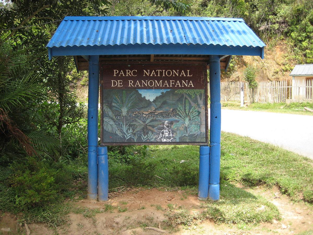 Nacional: Ranomafana National Park