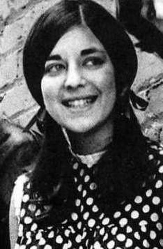 Signe Toly Anderson - Anderson in a 1966 Jefferson Airplane photo