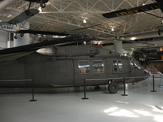 United States Army Aviation Museum - UH-60 Blackhawk