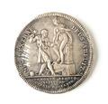 Silvermedalj, 1815 - Skoklosters slott - 109548.tif