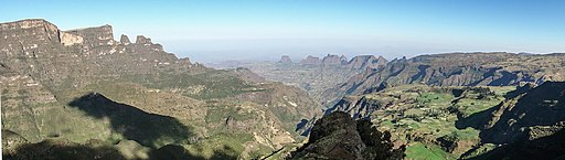 Simien Mountains National Park 14