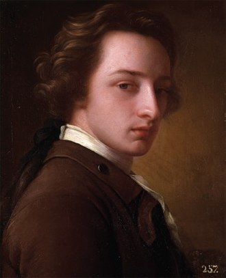 Sir John Henderson, 5th Baronet - Sir John Henderson of Fordell, by Gavin Hamilton 1778.  Museo de la Real Academia de Bellas Artes de San Fernando.