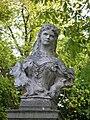 Sissi statue, Miskolc, Népkert.jpg