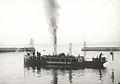 Sjødampsprøyten ved Skansen - Steamboat firefighters in the channel (før 1918) (3456106763).jpg