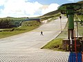 Skiing in the summer - geograph.org.uk - 508677.jpg