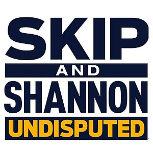 Skip and Shannon: Undisputed - Image: Skip and Shannon Undisputed
