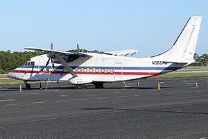 2000 Marsa Brega Short 360 crash - A Short 360 similar to the aircraft involved in the crash