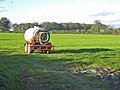 Slurry tanker near Thirn - geograph.org.uk - 274441.jpg