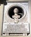 Smn, navata sx, giovan battista giovannozzi, monumento a giuseppe ignazio del rosso, 1817.jpg
