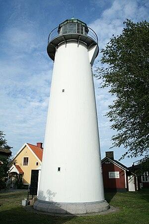 Smygehuk Lighthouse - Image: Smygehuk Lighthouse 2009