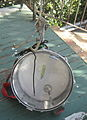 Snare on the porch 2.JPG