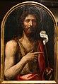 Sodoma, testate di cataletto dalla compagnia della morte di siena, 1526-27 (siena, opera del duomo) 01 battista 1.jpg