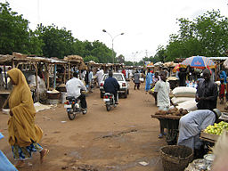 Marked i Sokoto 2006