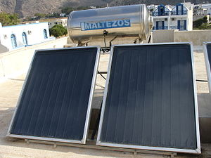 Solar-Thermal Device Heats Home, Saves Money