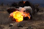 Soldiers detonate a Mine Clearing Line Charge (MICLIC) during Northern Edge 2017, May 10, 2017 at Fort Greely, Alaska.jpg