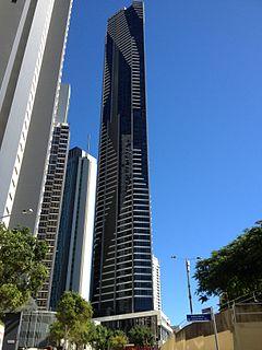 Soleil (Brisbane) Australian skyscraper