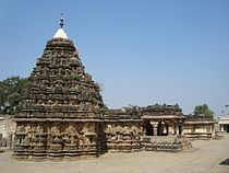 Someshwara temple at Lakshmeshwara.jpg