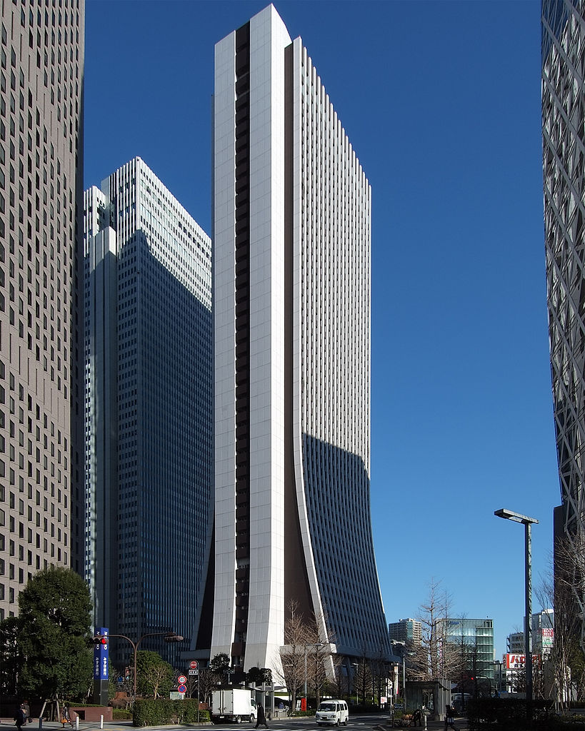 File sompo japan head office building 2009 for Architecture tokyo