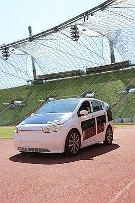 Sion Elektrische Auto Wikipedia