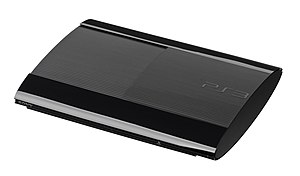 PlayStation 3 models - A Super Slim PS3