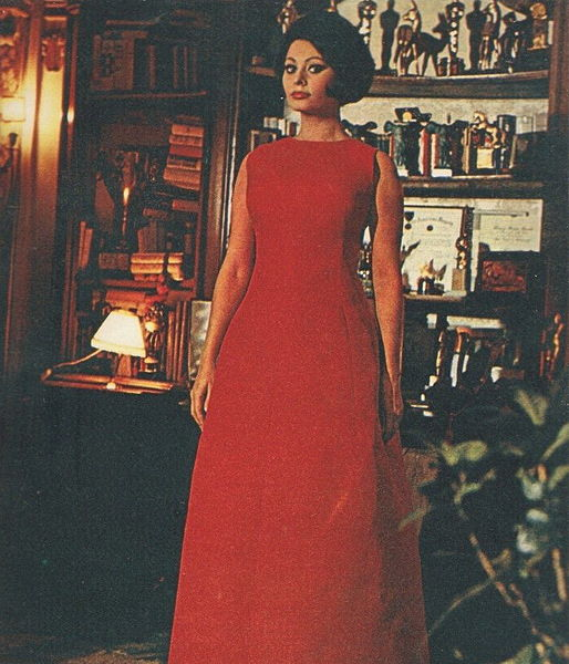 File:Sophia Loren, her house in Rome.jpg