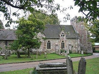 Swaythling - St. Mary's Church, South Stoneham