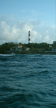 South Point Lighthouse - Wikipedia
