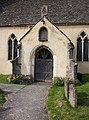 South porch, St Mary's, Arlingham - geograph.org.uk - 1800799.jpg