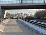 Southeast from Layton station, Layton, Utah, Jan 16.jpg