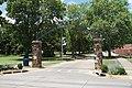 Southeastern Oklahoma State University June 2018 13 (entrance gate).jpg