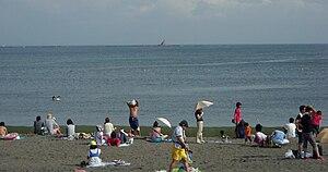 Chigasaki, Kanagawa - Southern Beach Chigasaki