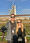 SpaceX Pad Visit for the Falcon Heavy Launch Today. (40117635821).jpg