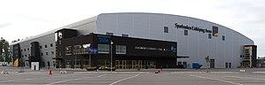 Lidköping - Sparbanken Lidköping Arena, home venue of Villa Lidköping BK