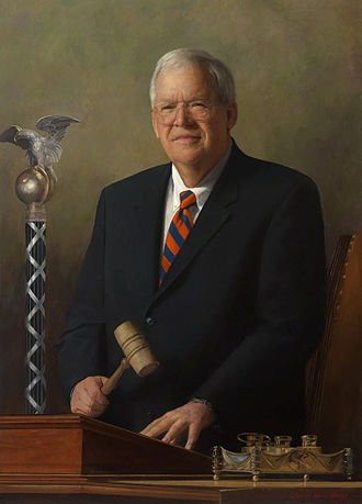 109th United States Congress - Dennis Hastert (R)