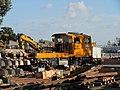 Speeder Crane Plasser & Theurer OBW-10 of Israel Railways No. 960.jpg
