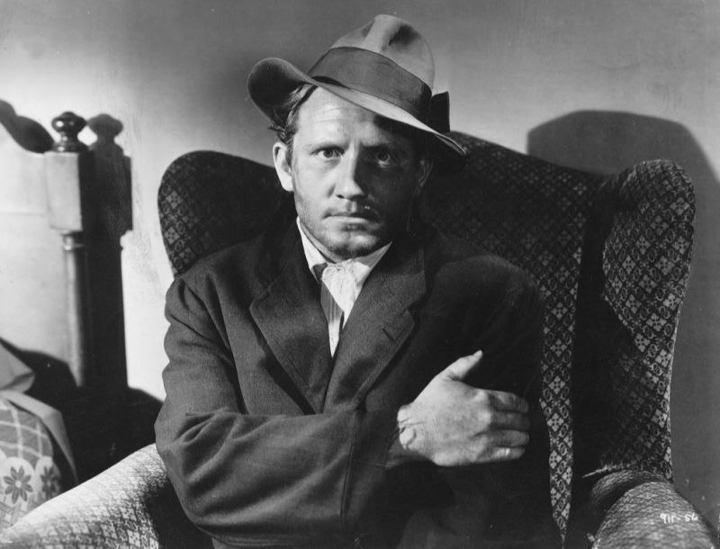 Spencer tracy fury