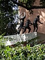 Sporting Sculpture - Campus of University of Southern California - Los Angeles, CA - USA (6933962189).jpg