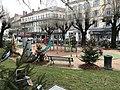 Square Lalande à Bourg-en-Bresse (Ain, France).JPG