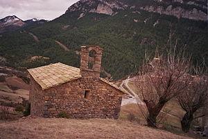 Ermita Santa Maria de Josa de Cadí