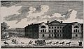 St. George's Hospital, Hyde Park Corner. Process print facsi Wellcome V0013822.jpg