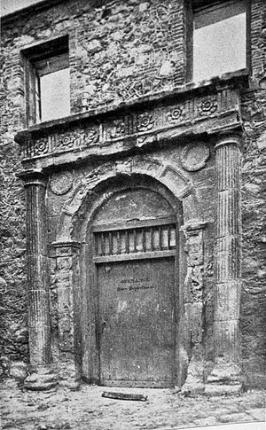 St. Jago's Arch - Image: St. Jago's Arch c. 1900